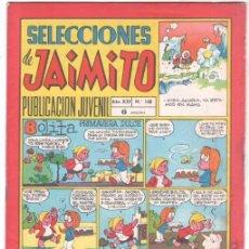 Tebeos: SELECCIONES DE JAIMITO Nº 148 DIFICIL. Lote 99658047