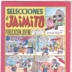 Tebeos: SELECCIONES DE JAIMITO Nº 154 DIFICIL, MUY NUEVO. Lote 99658203