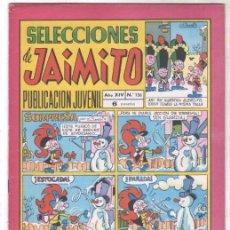 Tebeos: SELECCIONES DE JAIMITO Nº 156 DIFICIL, MUY BIEN CONSERVADO. Lote 99658363