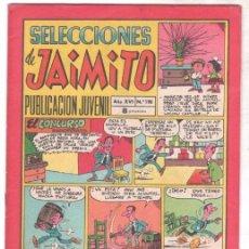 Tebeos: SELECCIONES DE JAIMITO Nº 190 MUY BUENA CONSERVACIÓN. Lote 99659039