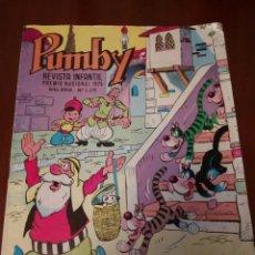 Tebeos: PUMBY N'1179 ED VALENCIANA AÑO 1983. Lote 99732278
