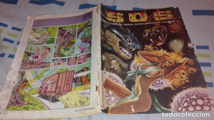 S.O.S. Nº58 (Tebeos y Comics - Valenciana - S.O.S)