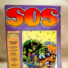 Tebeos: TBO, COMIC, SOS, II EPOCA, Nº 2, EDITVAL, VALENCIANA, 1984. Lote 100131427
