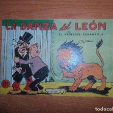 BDs: EL PROFESOR CARAMBOLA Nº 15 EDITORIAL VALENCIANA 1961 . Lote 100295391