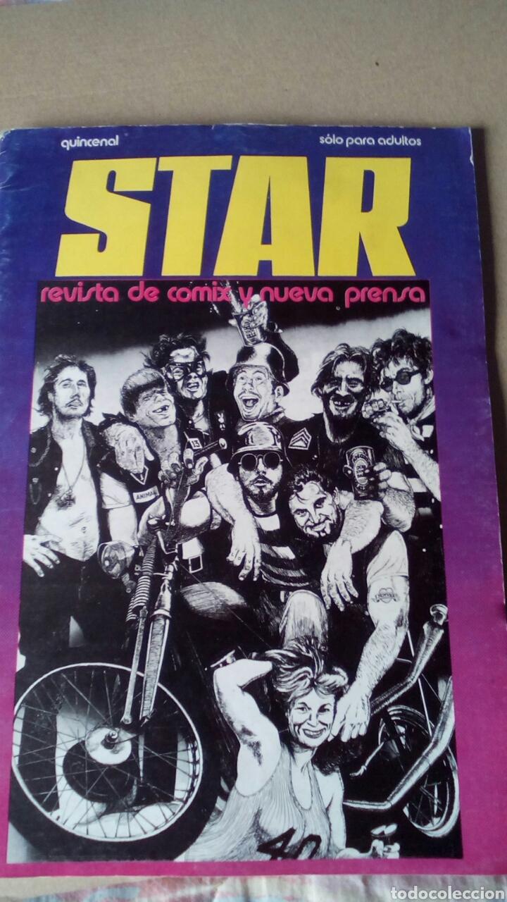 Tebeos: Star n°14 con Roberto alcazar y Pedrín el robo de la gran caca dibujos de vaño - Foto 2 - 100439103