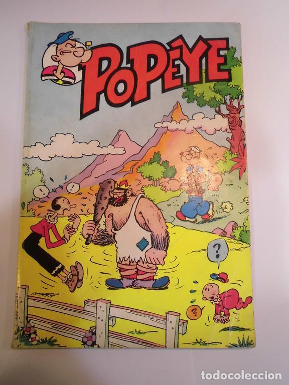POPEYE - NUM 6 - ED. VALENCIANA- 1980 (Tebeos y Comics - Valenciana - Otros)