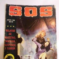 Livros de Banda Desenhada: SOS NUM 7 SEG. EPOCA - ED. VALENCIANA- 1981. Lote 100486279