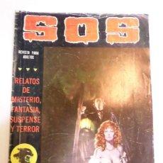 Tebeos: SOS NUM 19 SEG. EPOCA - ED. VALENCIANA- 1981. Lote 100486383