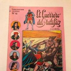 Tebeos: EL GUERRERO DEL ANTIFAZ SERIE INEDITA Nº 11. VALENCIANA 1984. Lote 100543927