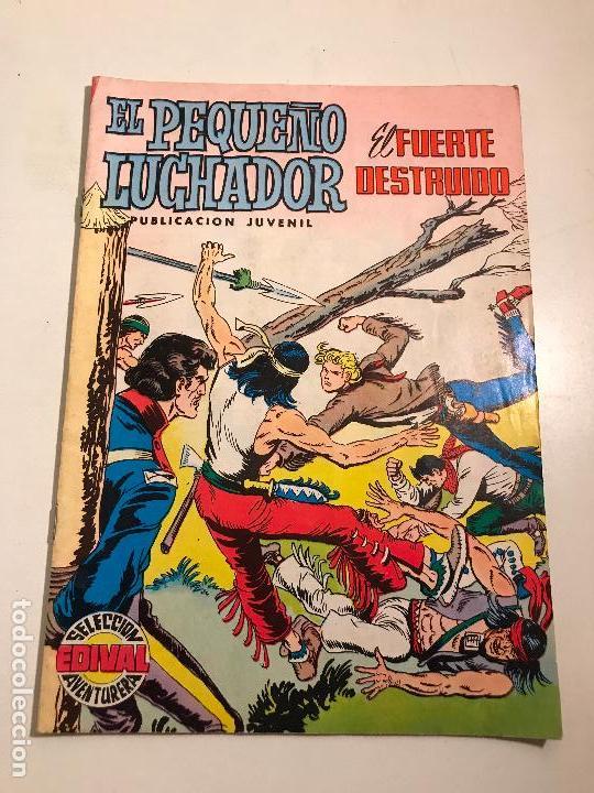 EL PEQUEÑO LUCHADOR Nº 35. EDITORIAL VALENCIANA 1977 (Tebeos y Comics - Valenciana - Pequeño Luchador)
