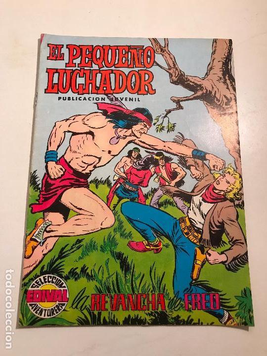 EL PEQUEÑO LUCHADOR Nº 39. EDITORIAL VALENCIANA 1977 (Tebeos y Comics - Valenciana - Pequeño Luchador)