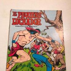 Tebeos: EL PEQUEÑO LUCHADOR Nº 39. EDITORIAL VALENCIANA 1977. Lote 100545323