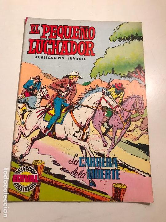 EL PEQUEÑO LUCHADOR Nº 44. EDITORIAL VALENCIANA 1977 (Tebeos y Comics - Valenciana - Pequeño Luchador)
