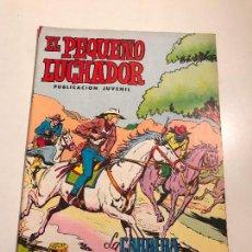 Tebeos: EL PEQUEÑO LUCHADOR Nº 44. EDITORIAL VALENCIANA 1977. Lote 100545395
