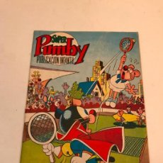 Tebeos: SUPER PUMBY 2ª SERIE Nº 43. VALENCIANA 1967. Lote 100548523