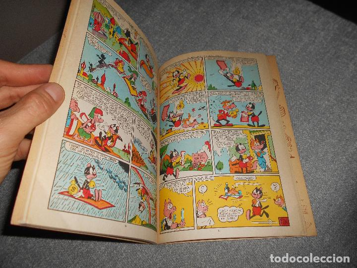 Tebeos: PUMBY ALBUM LIBROS ILUSTRADOS Nº 9 EL TESORO DE LOS MONOS ORIGINAL VALENCIANA PERFECTO - Foto 3 - 100653707