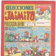 Tebeos: SELECCIONES DE JAIMITO Nº 148 - MUY BUENA CONSERVACIÓN. Lote 100760227
