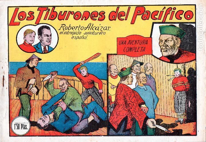 ROBERTO ALCAZAR Y PEDRIN LOTE ORIGINALES (Tebeos y Comics - Valenciana - Roberto Alcázar y Pedrín)