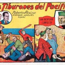 Tebeos: ROBERTO ALCAZAR Y PEDRIN LOTE ORIGINALES. Lote 100936539