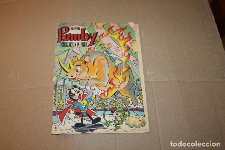 SUPER PUMBY Nº 79, EDITORIAL VALENCIANA (Tebeos y Comics - Valenciana - Pumby)