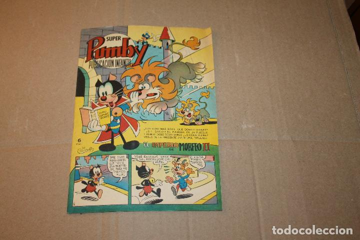 SUPER PUMBY Nº 95, EDITORIAL VALENCIANA (Tebeos y Comics - Valenciana - Pumby)