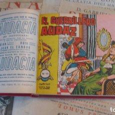 Tebeos: EL GUERRILLERO AUDAZ, COLECCIÓN COMPLETA. ORIGINAL. CON SUS 26 NÚMEROS.. Lote 101003479