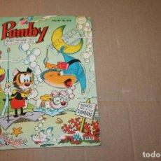 Tebeos: PUMBY Nº 449, EDITORIAL VALENCIANA. Lote 101019347
