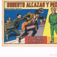 Tebeos: ROBERTO ALCAZAR Y PEDRIN ( 19 EJEMPLARES ) 2 DE ELLOS REPETIDOS. Lote 101097779