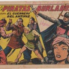 Tebeos: EL GUERRERO DEL ANTIFAZ Nº 113. VALENCIANA 1943.. Lote 101099075