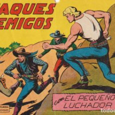 Tebeos: ORIGINAL-EL PEQUEÑO LUCHADOR. NÚMERO 99. BASTANTE BUEN ESTADO. Lote 101104883