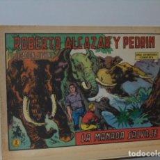 Tebeos: ROBERTO ALCAZAR Y PEDRIN Nº 1059 ORIGINAL - VALENCIANA -. Lote 101158643