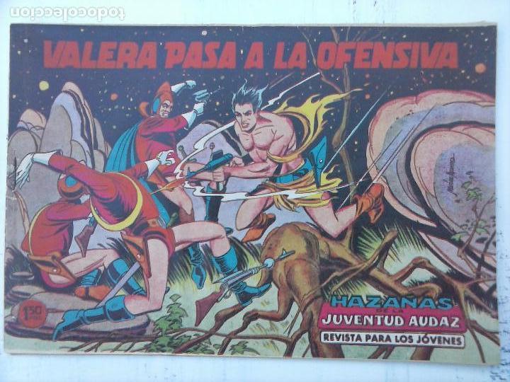 Tebeos: HAZAÑAS DE LA JUVENTUD AUDAZ ORIGINAL COMPLETA 1 AL 44 MUY BUENA CONSERVACIÓN, ver fotos de todos - Foto 3 - 101164979