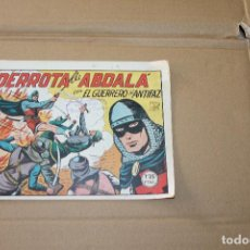 Tebeos: EL GUERRERO DEL ANTIFAZ Nº 159, EDITORIAL VALENCIANA. Lote 101232319