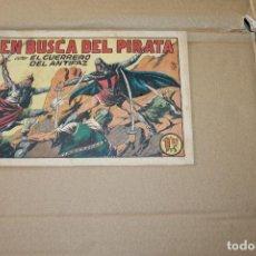 Tebeos: EL GUERRERO DEL ANTIFAZ Nº 75, EDITORIAL VALENCIANA. Lote 101232635
