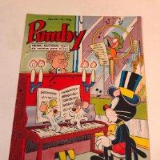 Tebeos: PUMBY Nº 445. VALENCIANA 1966. Lote 101358511