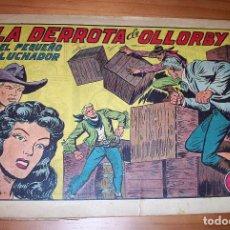 Tebeos: ORIGINAL-EL PEQUEÑO LUCHADOR. NÚMERO 205. Lote 101395039