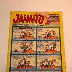 Tebeos: JAIMITO Nº 873. VALENCIANA 1966. . Lote 101653091