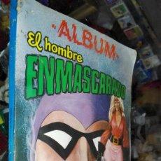 Tebeos: EL HOMBRE ENMASCARADO (ALBUM 7). Lote 101691075
