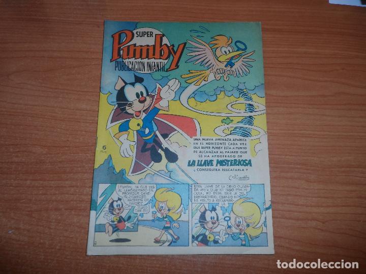 SUPER PUMBY Nº 96 ORIGINAL EDITORIAL VALENCIANA (Tebeos y Comics - Valenciana - Pumby)