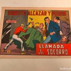 Tebeos: ROBERTO ALCAZAR Y PEDRIN Nº 1000. ORIGINAL. VALENCIANA 1971. Lote 101740755