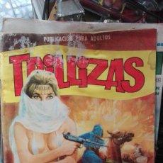 Tebeos: LAS TRILLIZAS. Nº 5. PETROLEO, HARENES Y CIA. AÑO 1977 COMPARTIR LOTE. Lote 101741499