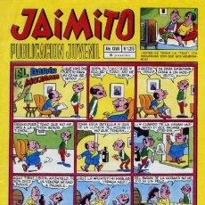 Tebeos: JAIMITO- Nº 1213 - 1973- SERAFIN-KARPA-SANCHIS-PALOP-NIN-ROJAS-CERDÁN-MUY RARO-LEAN-7233. Lote 101775355