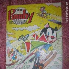 Tebeos: (F1) SUPER PUMBY PUBLICACIÓN INFANTIL Nº 68 EDIT. VALENCIANA AÑO 1970. Lote 101826399