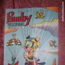 Tebeos: (F1) PUMBY PUBLICACIÓN INFANTIL Nº 654 EDIT. VALENCIANA AÑO 1970 PREMIO NACIONAL 1963-1966. Lote 101836167