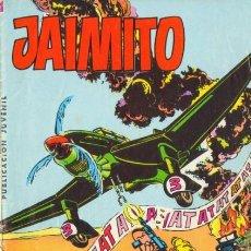 Tebeos: JAIMITO- Nº 1643 - RARO Y DIFÍCIL- CARBÓ-CHIQUI DE LA FUENTE- VICENTE VAÑÓ-1983-BUENO-LEAN-3493. Lote 207131348