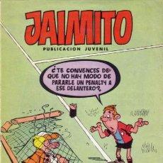 Tebeos: JAIMITO- Nº 1655- MUY DIFÍCIL- CARBÓ-LICERAS-ROBERT-ROJAS-1984-DIFÍCIL-MALO-LEAN-7247. Lote 101929163