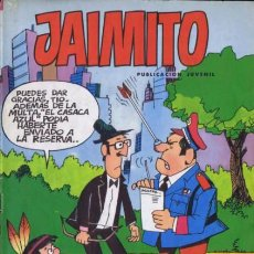 Tebeos: JAIMITO- Nº 1658 -MUY DIFÍCIL- CARBÓ-LICERAS-CENDRÓS-EDGARD-BROCAL-1984-BUENO-LEAN-7249. Lote 101931575