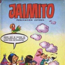 Tebeos: JAIMITO- Nº 1660 -MUY DIFÍCIL- CARBÓ-LICERAS-CENDRÓS-EDGARD-BROCAL-1984-CORRECTO-LEAN-7251. Lote 101933691