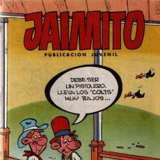 Tebeos: JAIMITO- Nº 1661 -MUY DIFÍCIL- CARBÓ-VEGA-CENDRÓS-ROJAS-BROCAL-1984-BUENO-LEAN-1952. Lote 176376350