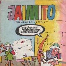 Tebeos: JAIMITO- Nº 1662 -MUY DIFÍCIL- CARBÓ-VEGA-CAPRIOLI-ROJAS-BROCAL-1984-BUENO-DIFÍCIL-LEAN-7253. Lote 101935631